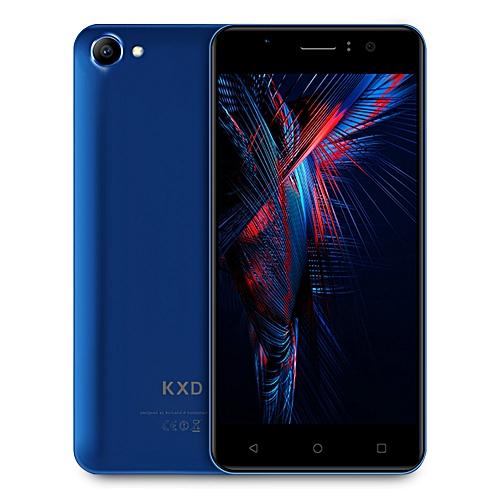 W50 3G Smartphone MTK6580 Quad Core 1.3GHz 1GB RAM 8GB ROM-BLUE