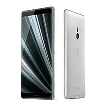Xperia XZ3 6.0-Inch (6GB RAM, 64GB ROM) Android 9.0 Pie, (19MP + 13MP) Dual SIM LTE Smartphone - White Silver