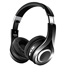 Wireless Headphones, ELEGIANT S1 Over Ear Wireless Headset Hi-Fi Stereo Headphones Foldable with Mic 16-Hour Playtime Wired And Wireless Modes For iPhone Android Tablet PC And More Black