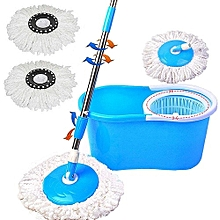 Magic spin mop-blue