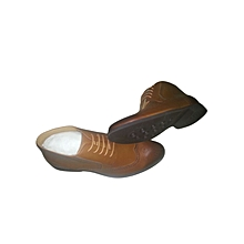 Brown Men's Leather Shoes