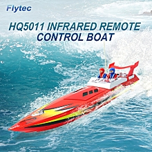 HQ5011 Infrared Control Boat 15km/h High Speed Electric RC Ship Toys