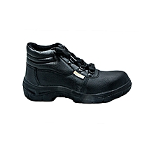 Safety Boots S1 Mid Work Black-  12482black- 3