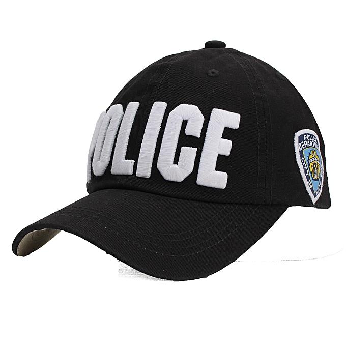 e480967bd Men Women Police Officer Baseball Cap Law Enforcement Adjustable Snapback  Hat