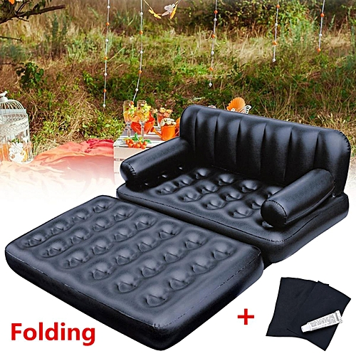 Buy Generic Blow Up Sofa Bed Inflatable Couch Double Chair Indoor