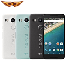 LG Nexus 5X H791 Hexa Core 5.2'' 2GB+16/32GB LTE 4G Android 6.0 Smartphone - White