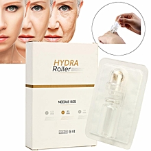 64pins titanium alloy hydra roller derma needle Micro Needle Therapy Massager Skin Care Recovery