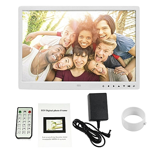Buy Generic TA Digital Photo Frame 15 Inches Front Touch Buttons ...