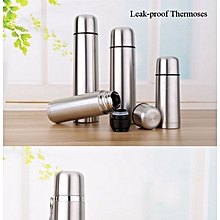 350ml 500ml Stainless Steel Double Layer Thermoes Mug Vacuum Cup Flask Insulation Mug Outdoor Sports Water Bottle Drinkware