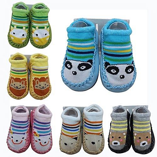 Buy Universal Baby Shoes Socks Children Infant Cartoon Socks Baby