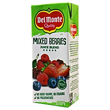 Mixed Berry Juice - 250ml