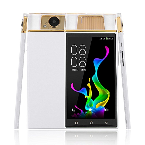 Generic 5inch Perfume Smartphone MTK6580 Quad-core Rotating Camera Women  Gilrs Phone-white 4e69ce105c