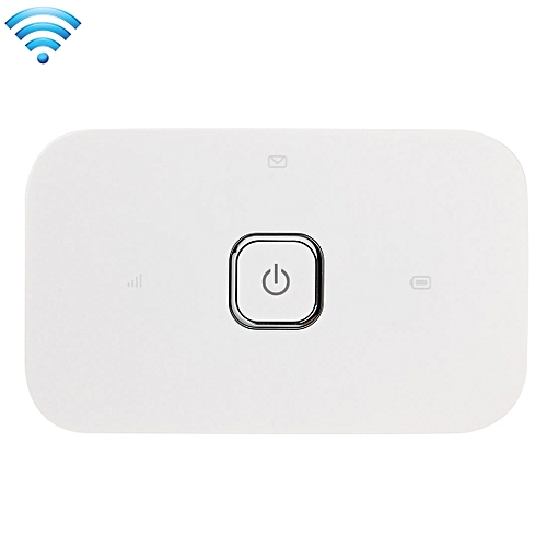 Vodafone Mobile WiFi Hotspot R216 Pocket WiFi 4G 150Mbps Mobile Broadband  Modem Mini WiFi Router, Networks: 2 4GHz & 5GHz, Sign Random Delivery(White)