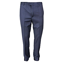 Official Trouser Pant - Navy Blue - Slim Fit