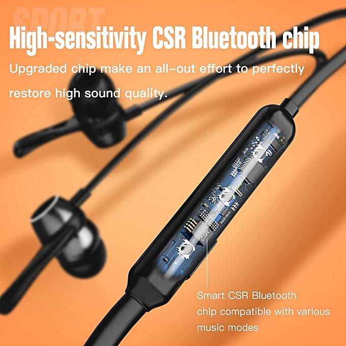 ce13201f42d ... HOCO Sport Bluetooth Earphone IPX5 waterproof Wireless Headphones With  Microphone Stereo surround Bass for iOS Android ...