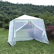 Garden Gazebo Mosquito Fly Insect Mesh Net Party Tent Screen Shade Marquee
