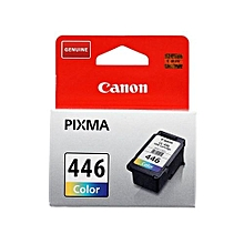 CL-446 Tri-Color Ink Cartridge.