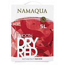 Red Cask wine - 5L