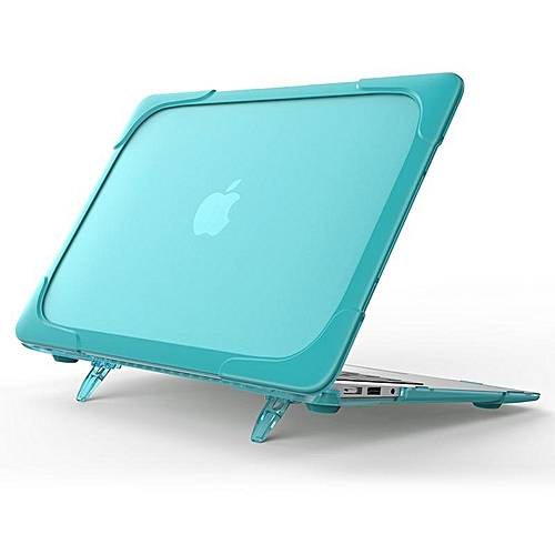 premium selection 0bbbf 9ee93 TPU + PC Double layer protective case Apple MacBook Air 13