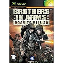 XBOX LIVE G.Brothers In Arms Road To Hill 30
