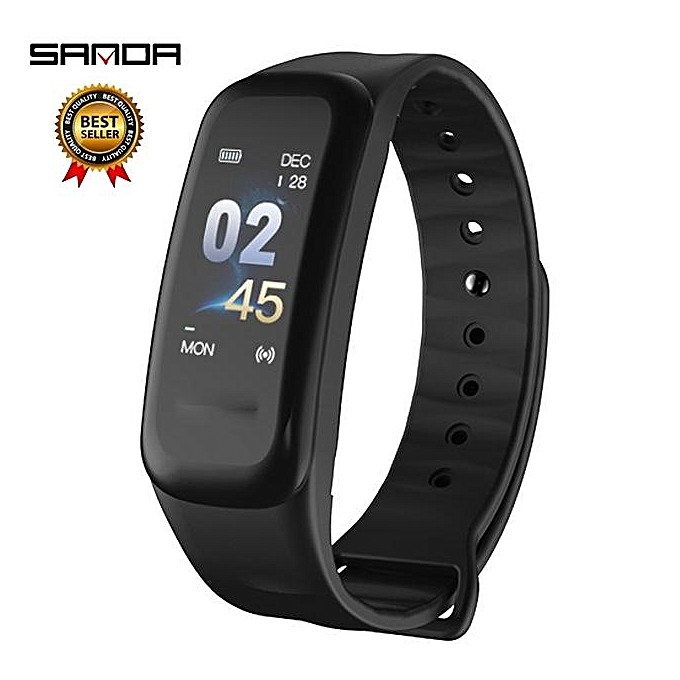e29d9a040e3b8a Sanda New Smart Watch Bracelet Waterproof Fashion Sport Watches For IOS  Android HUAWEI XIAOMI Smart Bracelets