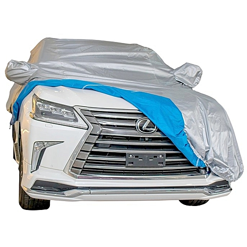Buy Generic Lexus Car Cover Sky Blue Silver Water Proof Dust