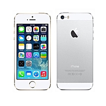 "Apple IPhone 5s4.0"" With Finger Sensor +4G Network Silver"