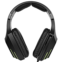G820 Gaming Headset - Black