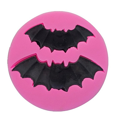Allwin Bat Style Flip Sugar Cake Chocolate Decorative Silicone Mold Pink Colorful Best Price Jumia Kenya