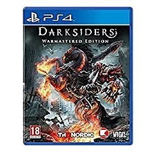 PS4 Game Darksiders Warmastered Edition