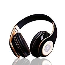 Bluetooth Headphones Wireless Stereo/MP3/Headset - Black