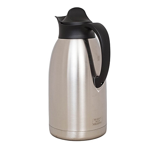 Always Stainless Steel Silver Thermos Flask Jug - 3 Litres