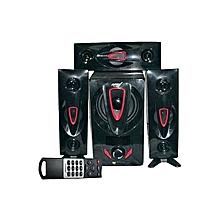 Bluetooth F-09Bt- 3.1CH Subwoofer - 12000W black