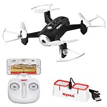 SYMA X22W WIFI FPV With 720P Camera APP Controller Altitude Hold Mode RC Quadcopterr RTF-Black