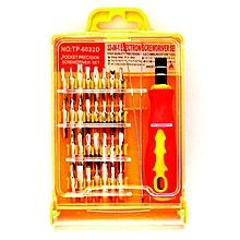 32 in 1 Pocket Precision Screwdriver Set