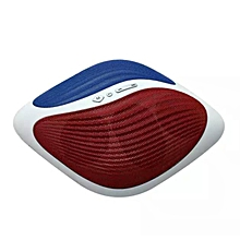 AITISIN A10 Portable Stylish Wireless Bluetooth Speaker Support FM/TF -Blue