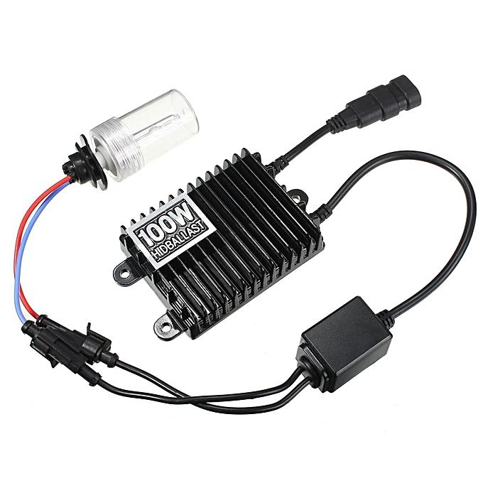 100W HID KIT AC Ballast 9006 Xenon Bulbs Lamp 12000K