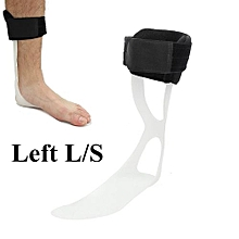 Ankle Support Foot Drop Brace Orthosis Splint Recovery Stabiliser Protector LeftL