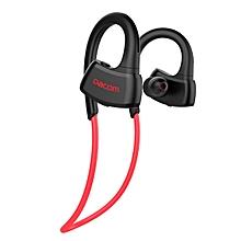 [MP3 Player Version] Dacom P10 IPX7 Waterproof Bluetooth Earphone APT X Swim Running