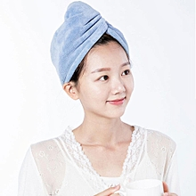 XIAOMI Home Soft Skin Friendly Fiber High Hygroscopicity Ultra Quick Hair Drying Cap Hair Drying Towel