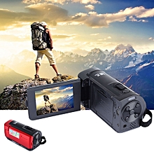 HD 1080P 16MP Digital Video Camcoer Camera DV HDMI 2.7'' TFT LCD 16X ZOOM -Red