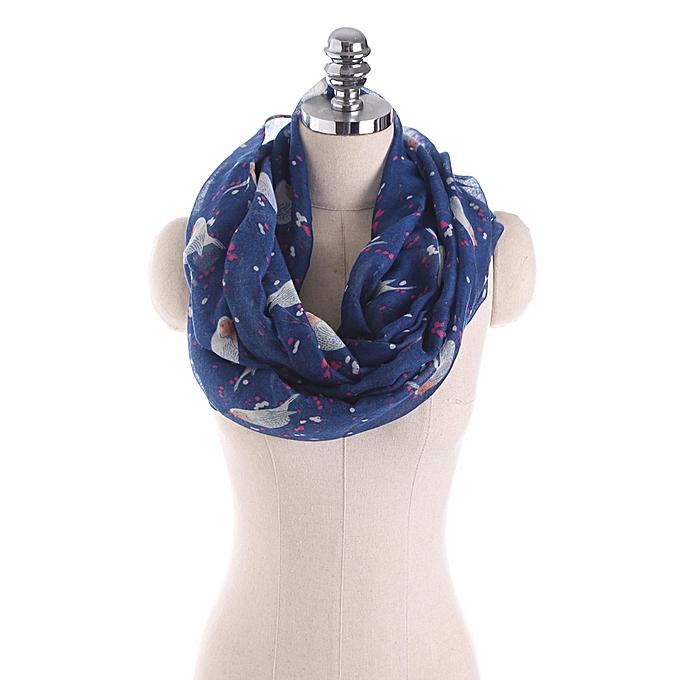 Fashion Lady Women Fashion Skull Pattern Beauty  Scarf Shawl Wrap Stole