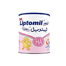Liptomil Plus HA 0-6 Months+ 400 g
