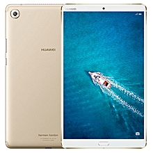 Huawei M5 SHT-W09 8.4-inch 2K (4GB, 64GB ROM) Android 8.0 Oreo, 13MP + 8MP, 5100mAh, WiFi Version Tablet PC - Champagne
