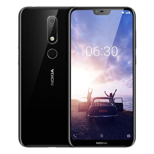buy nokia nokia x6 5 8 inch 4gb 64gb rom android 8 1 16mp 16mp rh jumia co ke Nokia 2 Nokia 8 Smartphone 2017