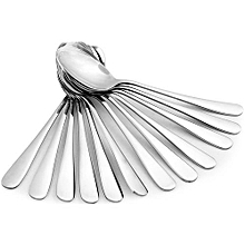 Tea spoons - High quality - children spoons - 12 pieces - stainless steel