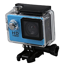 "2.0"" HD 720P Sports Action Camera Waterproof Car DV Video Camera SJ4000 Blue"