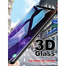 Samsung Note 8/S9/S9 Plus/S8/S8 Plus Screen Protector HD Transparent Tempered Glass Film BLACK SAMSUNG S9