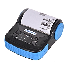 MTP-3 80mm BT Thermal Printer Portable Lightweight for Supermarket Ticket Receipt Printing