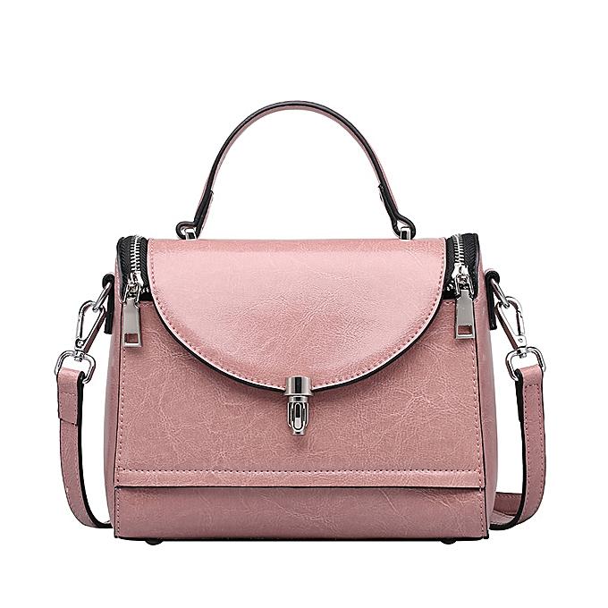 dbba40523c3 Women Genuine Leather Designer Handbag Shoulder Bag Lady Purse